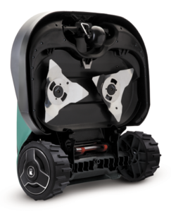 sécurité robot tondeuse